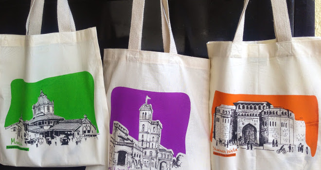 Pune monument bags