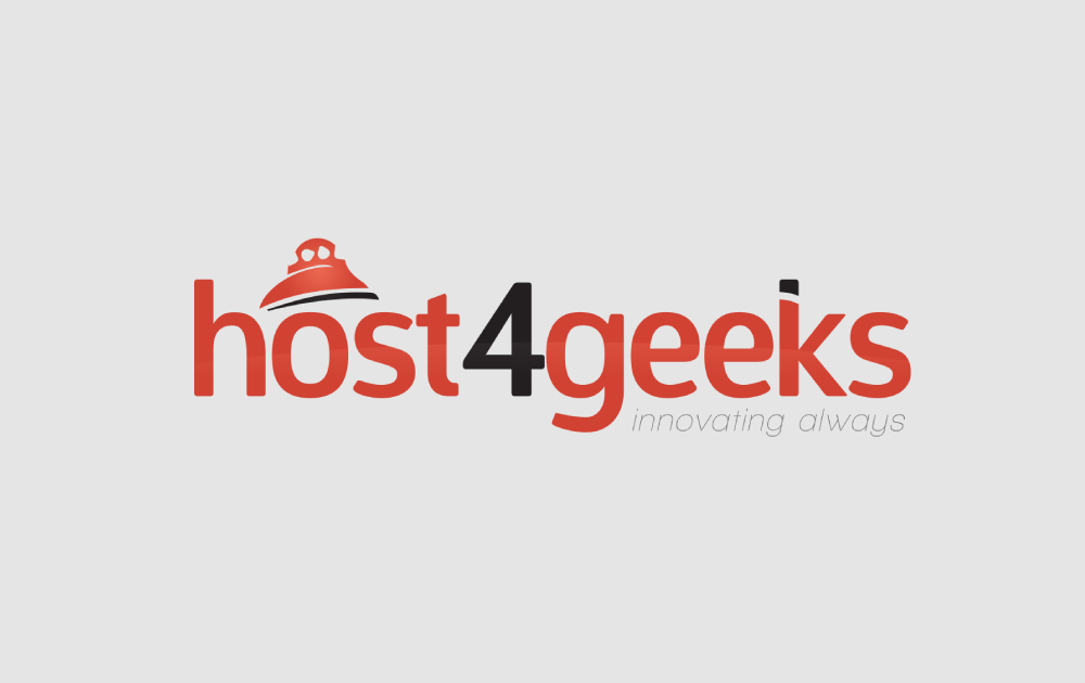 Geek out with Host4Geeks, our Silver Sponsors